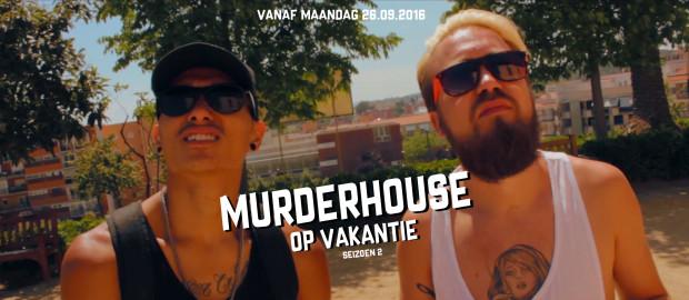 A new season of 'Murderhouse op Vakantie'!