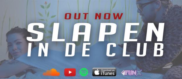 Brand new!!! Videoclip Nigel Sean – Slapen In De Club