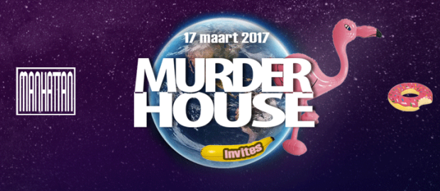Murderhouse invites: Yung Felix